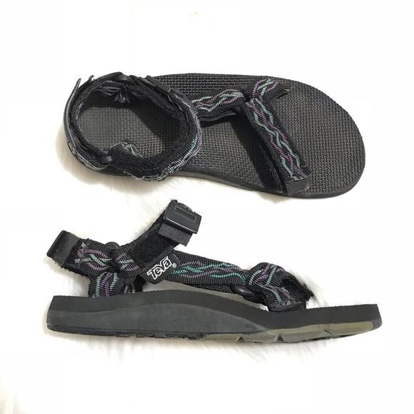 TEVA 153 Strappy Sport Sandals Adjustable. M 5bd3606b951996c2ccb989db 0620e0add7